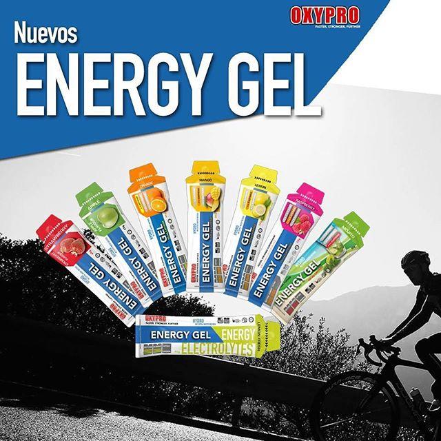 8 nuevos geles OXYPRO