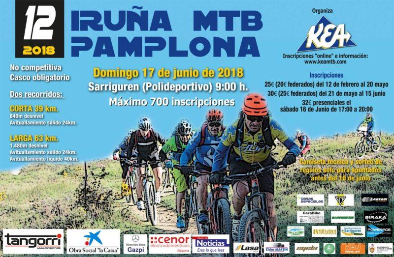 12ª Iruña MTB Pamplona