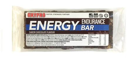 Nuevas barritas Natural Energy de OXYPRO