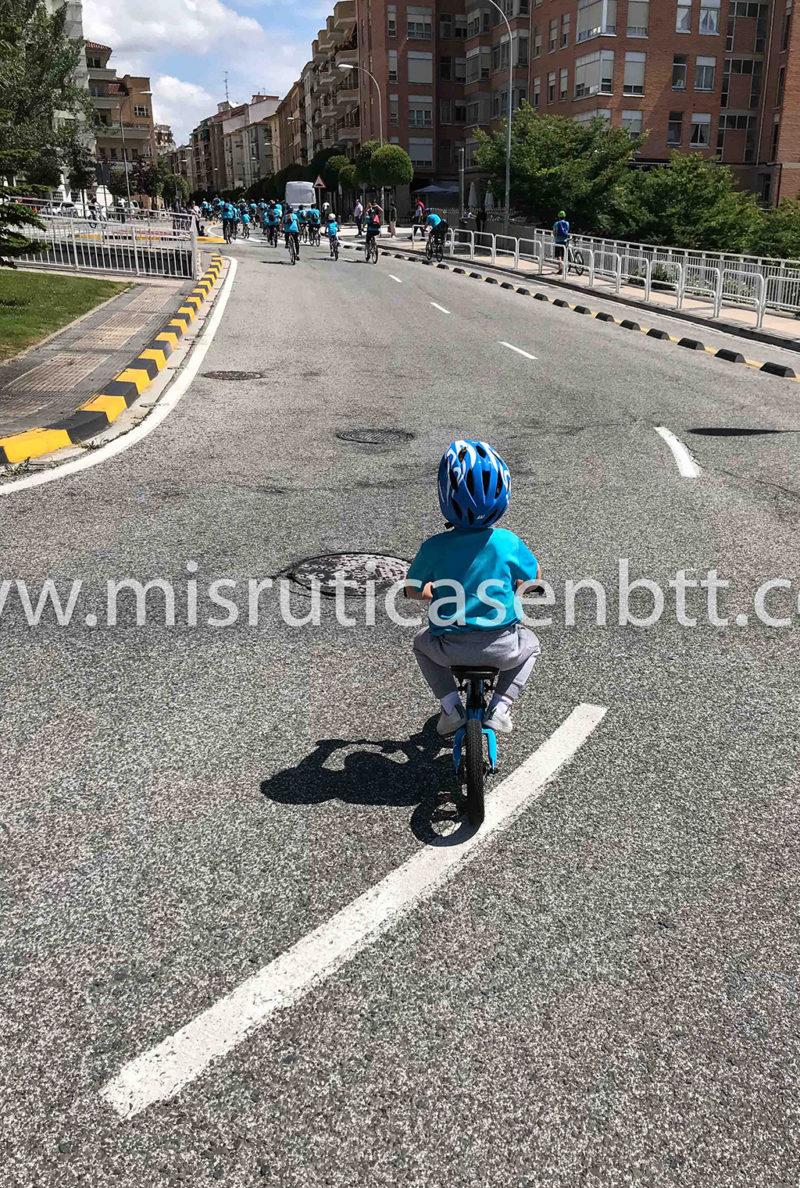 XXIII Día de la Bicicleta – Orgullo de padre